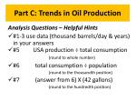 part c trends in oil production1