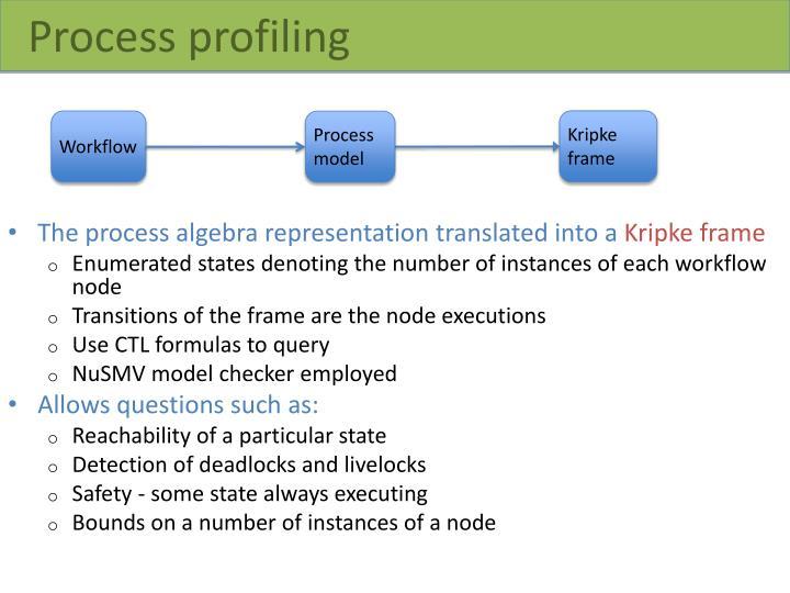 Process profiling