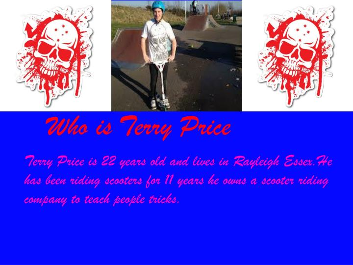Who is Terry Price