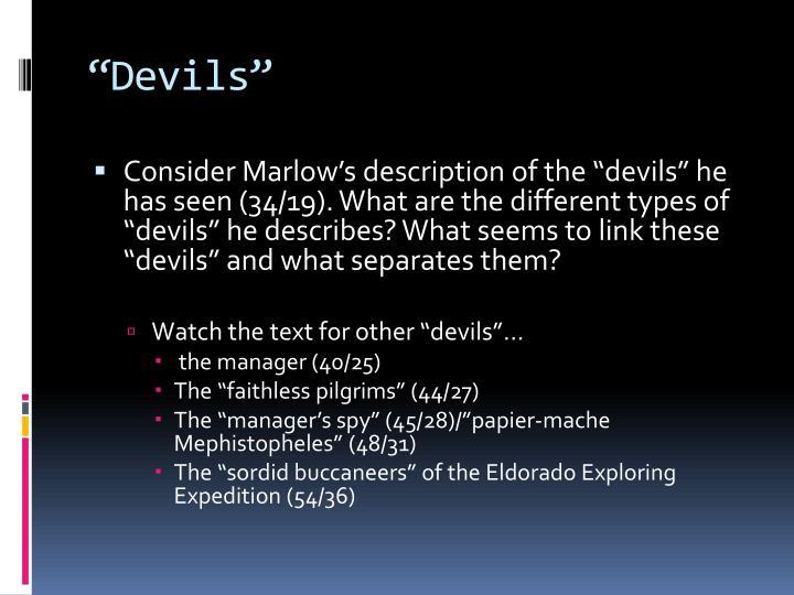 """Devils"""