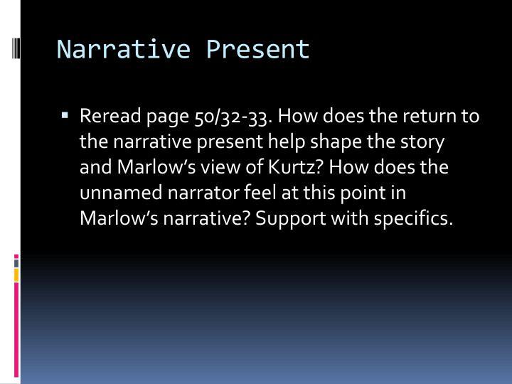 Narrative Present