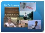 red s journey