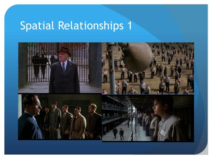 Spatial Relationships 1