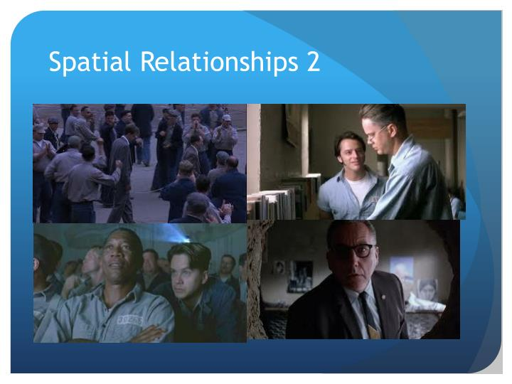 Spatial Relationships 2