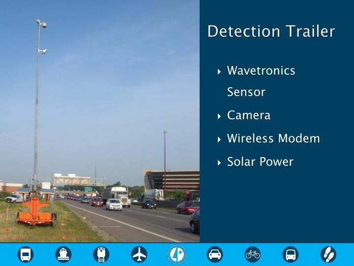 Detection Trailer