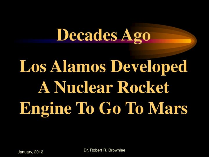 Decades Ago