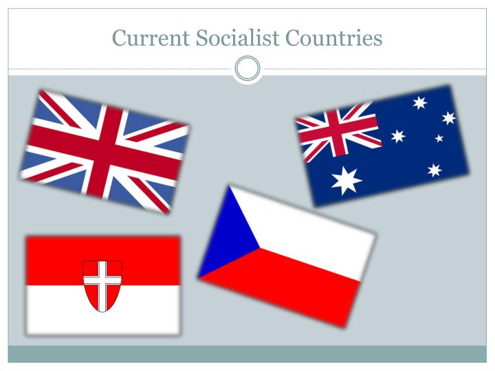 Current Socialist Countries