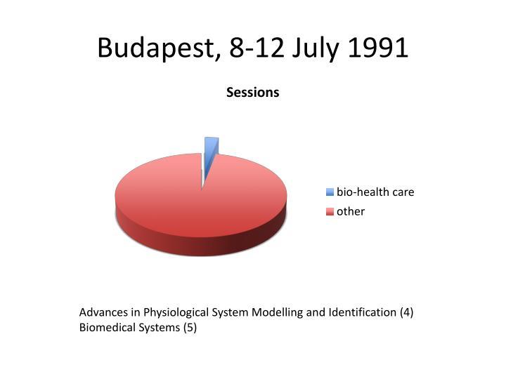 Budapest, 8-12