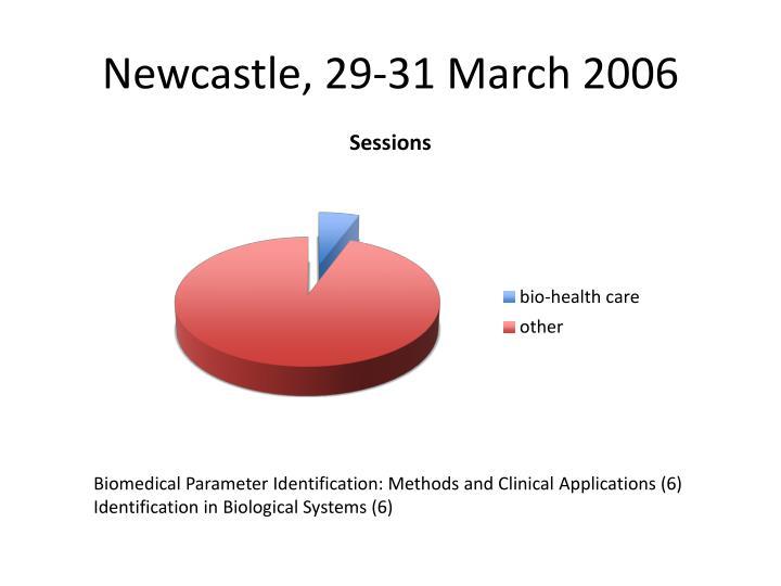 Newcastle, 29-31