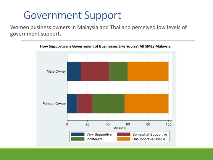 Government Support