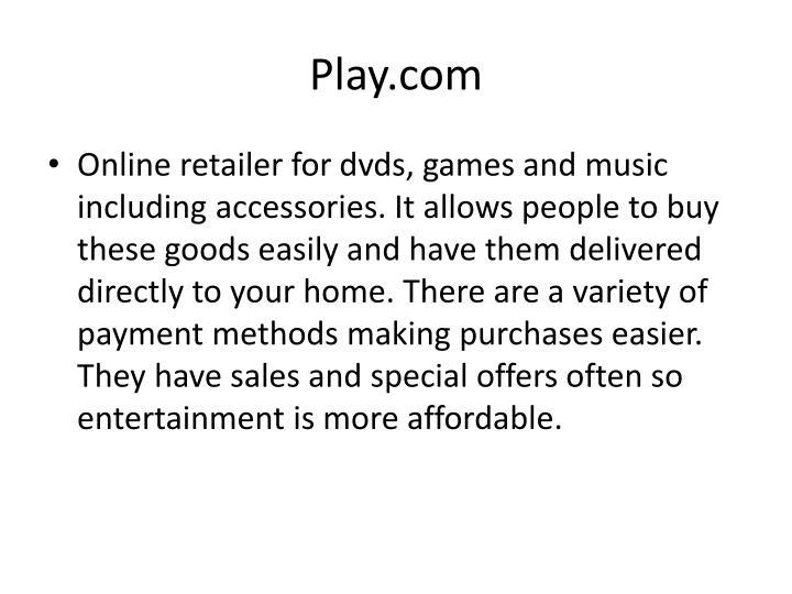 Play.com