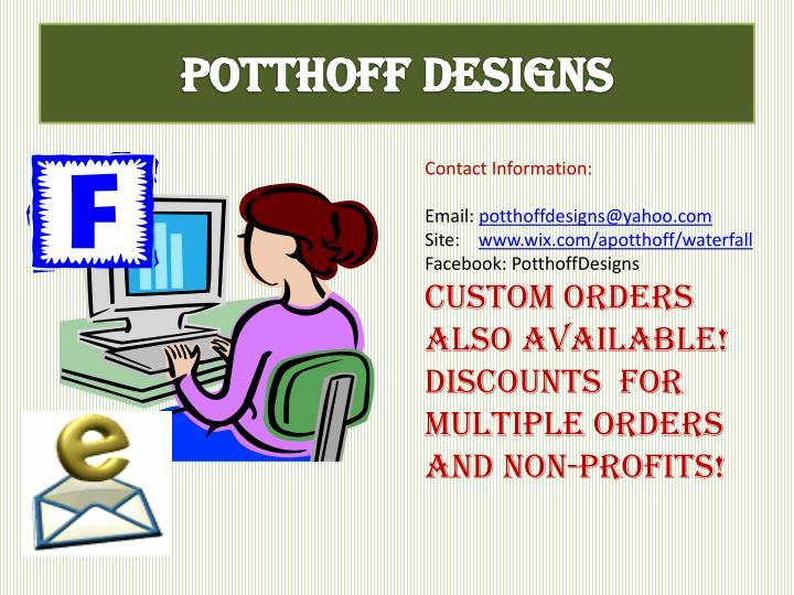 Potthoff Designs