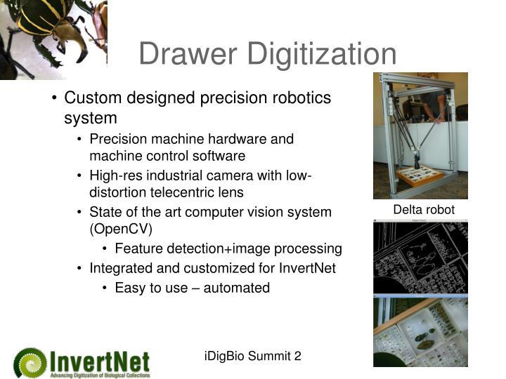 Drawer Digitization