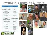 invertnet collaborating curators