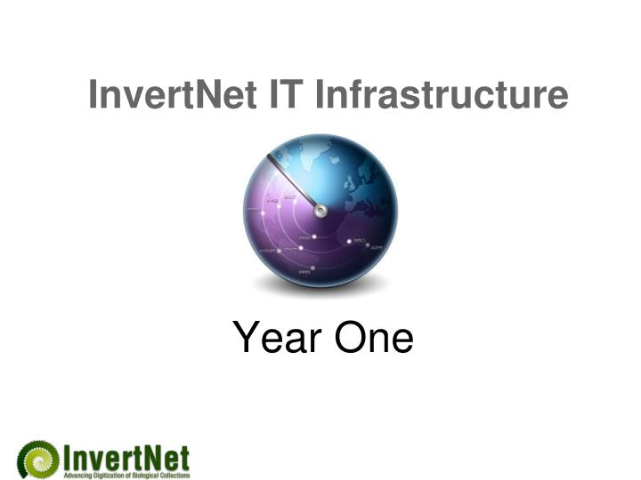 InvertNet IT Infrastructure