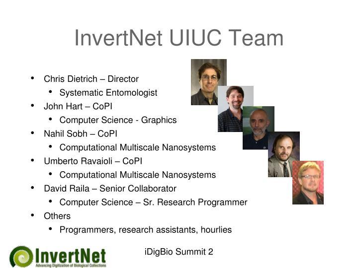 InvertNet UIUC Team