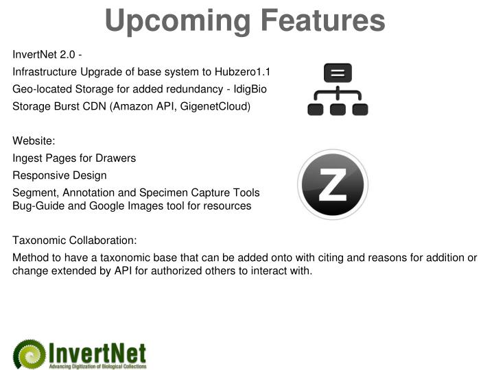Upcoming Features