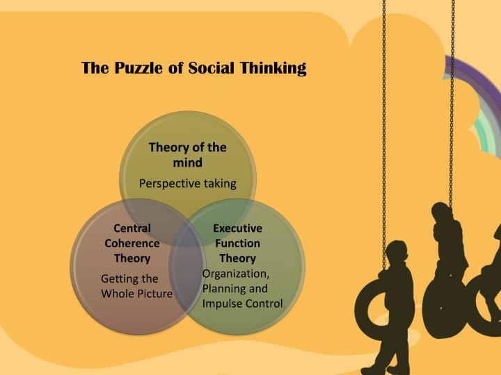 The Puzzle of Social Thinking