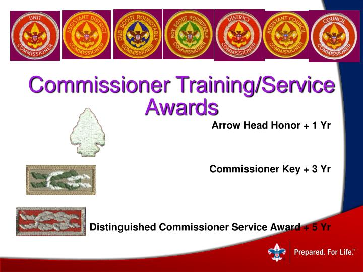 Arrow Head Honor + 1 Yr