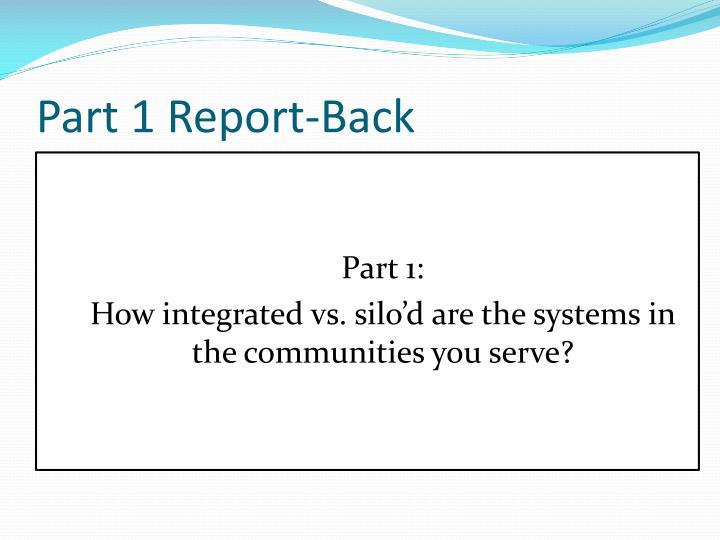 Part 1 Report-Bac