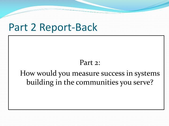 Part 2 Report-Bac