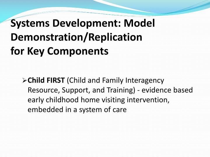 Systems Development: Model