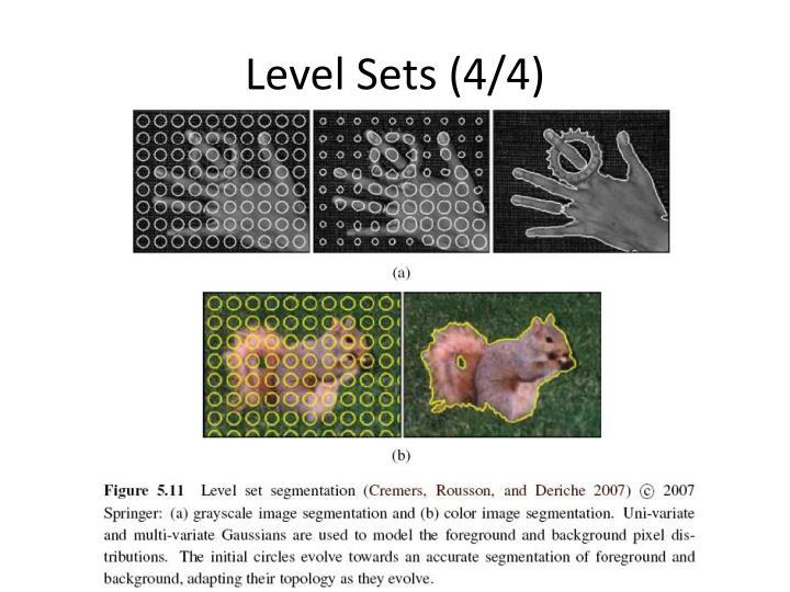 Level Sets (4/4)