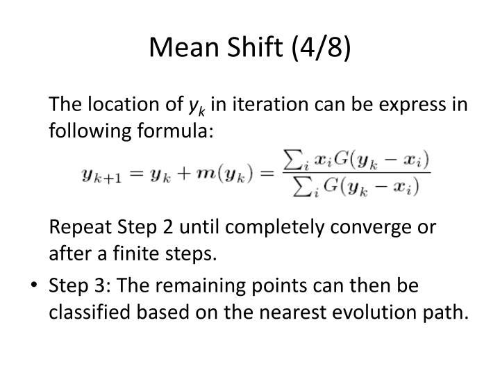 Mean Shift (4/8)