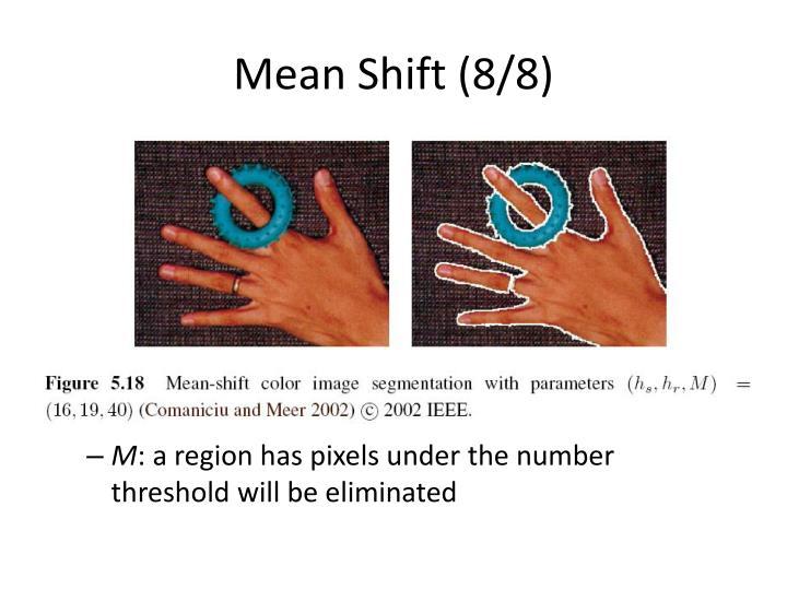 Mean Shift (8/8)