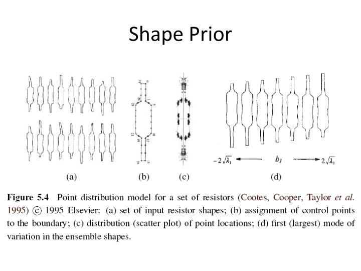 Shape Prior