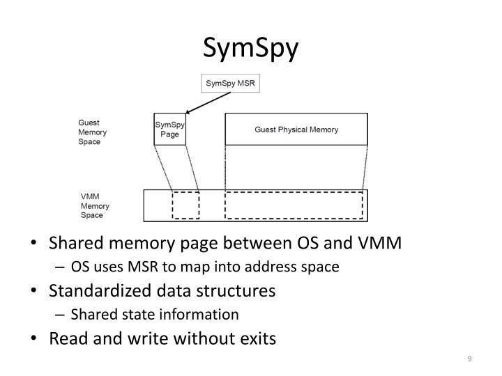 SymSpy