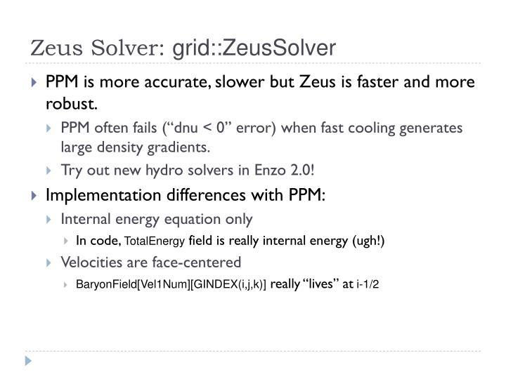 Zeus Solver: