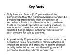 key facts1