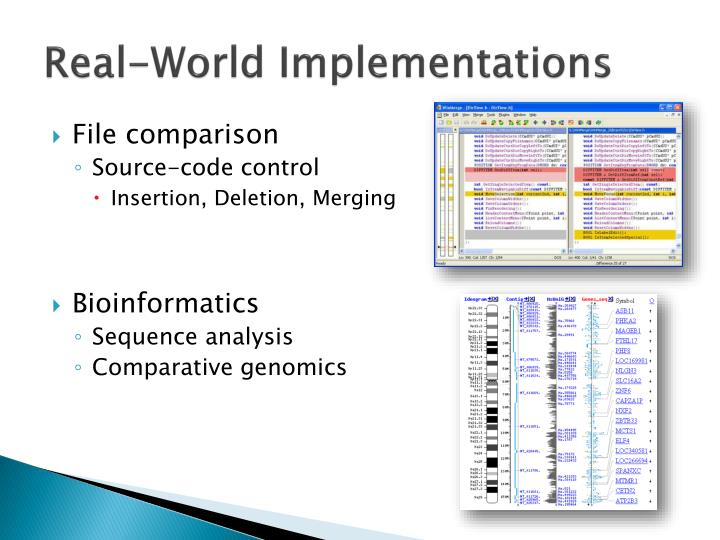 Real-World Implementations