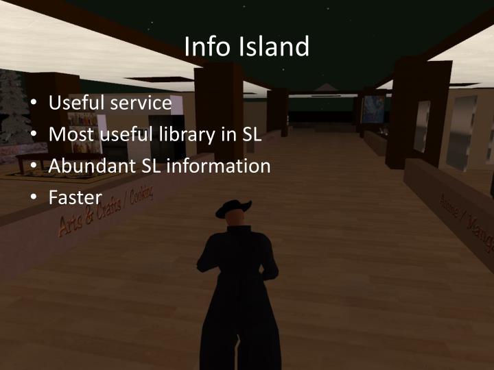 Info Island