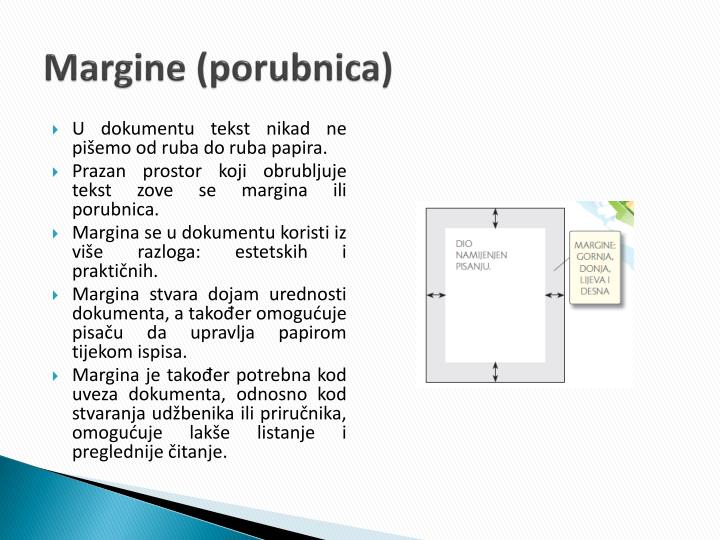 Margine (porubnica)