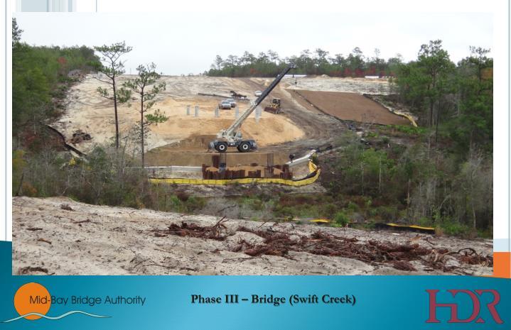 Phase III – Bridge (Swift Creek)