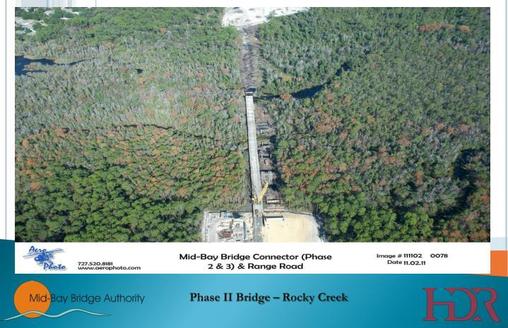 Phase II Bridge – Rocky Creek