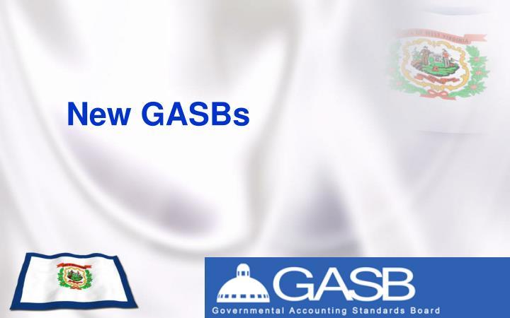 New GASBs