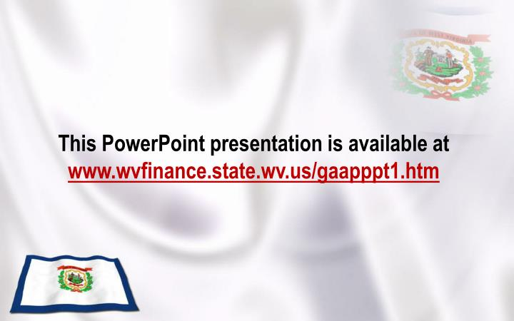 This PowerPoint presentation is available at