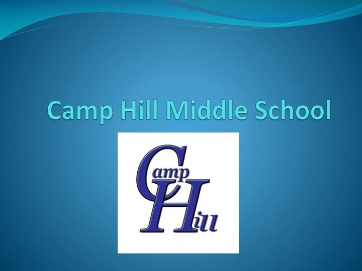 camp hill middle school