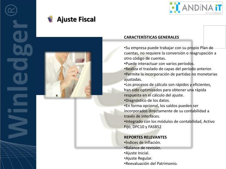 Ajuste Fiscal