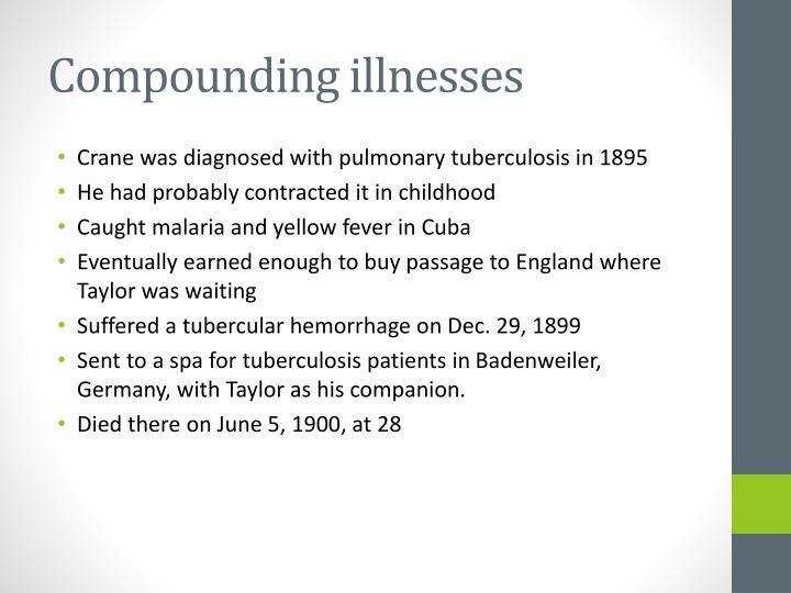 Compounding illnesses