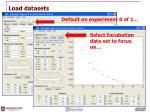 load datasets1
