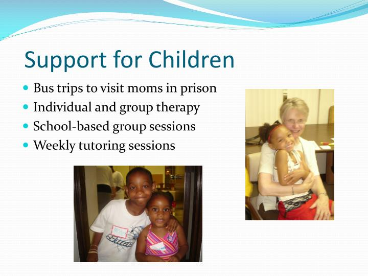 Support for Children