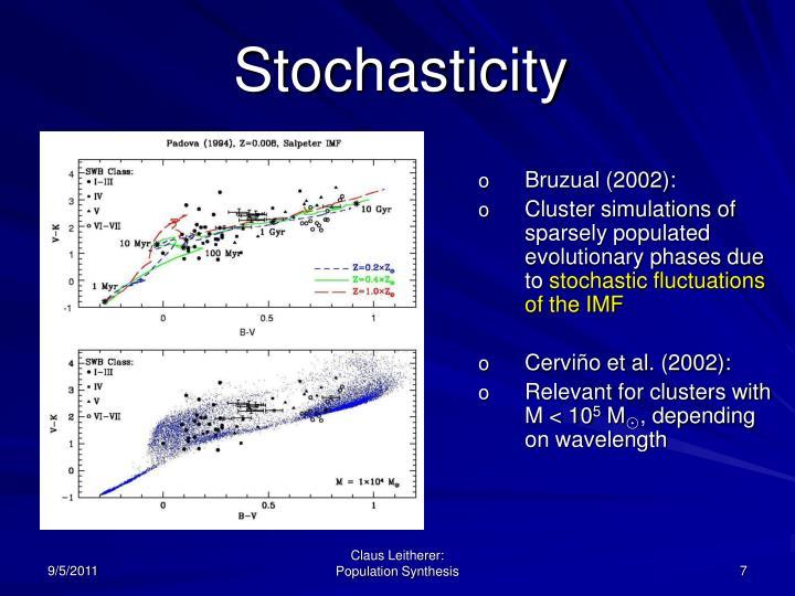 Stochasticity