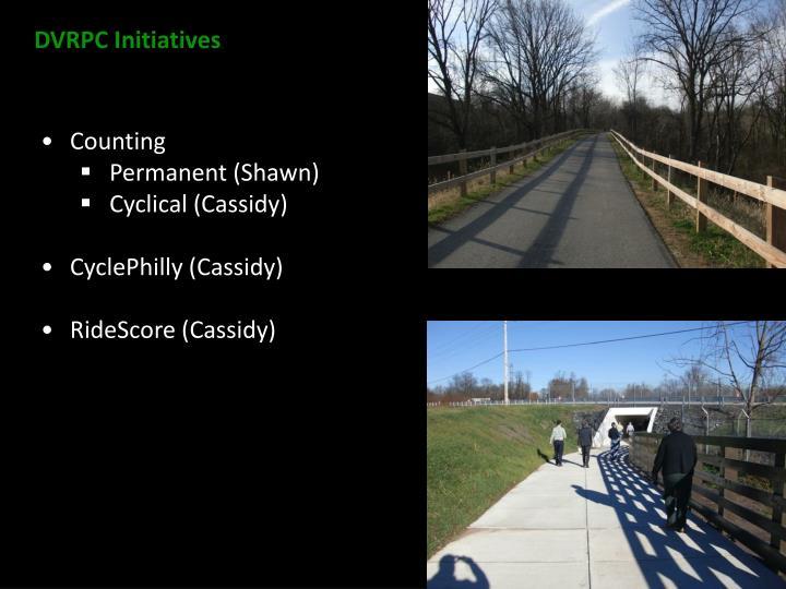 DVRPC Initiatives