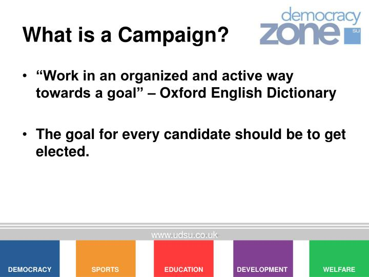 What is a Campaign?