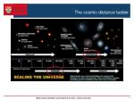 the cosmic distance ladder