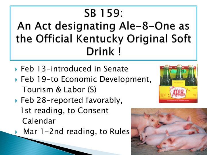 SB 159: